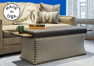 Made in usa couef mobili voga italia donne uomini e for Voga mobili design