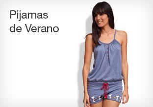 Pijamas de verano