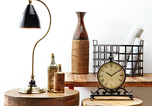 Storied Charm: Vintage-Inspired Décor