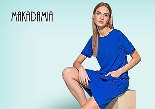 Makadamia, Makadamia se distingue por sus líneas depuradas y elegantes, realzadas por...