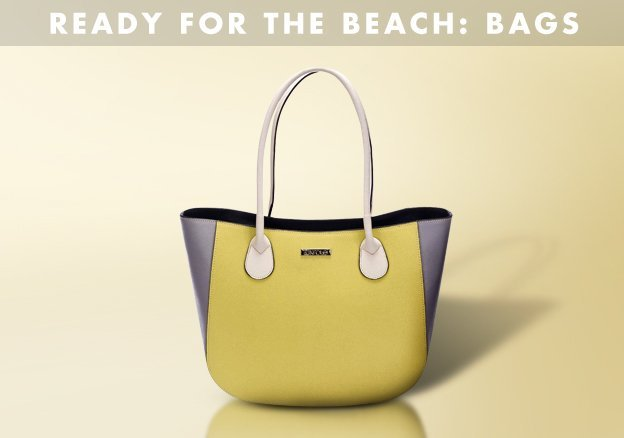 Ready for the Beach: Bags