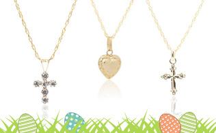 Easter Schmuck für Mädchen