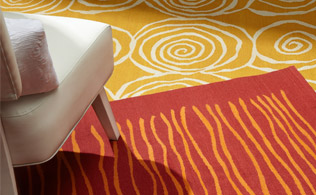 Modern Flatweaves from French Accents Rugs!