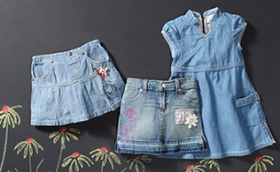 Back to School: First Day Back Denim!