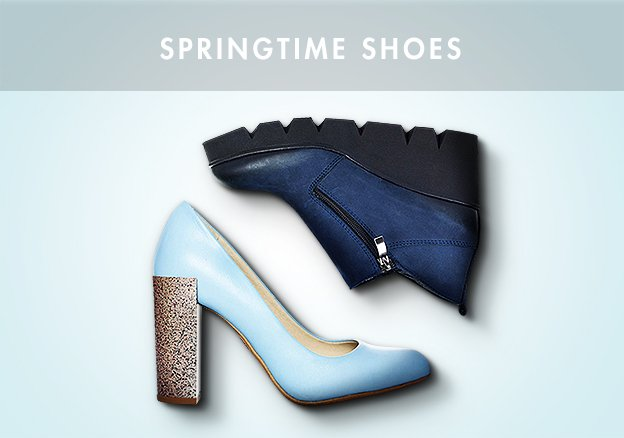 Springtime Shoes!