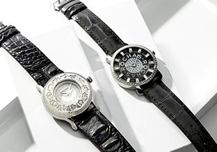 Designer Watches feat. Rochas Paris