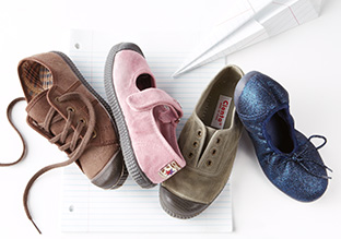 Almost Gone: Kids' Shoes