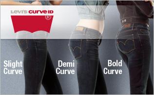 Levi´s® Curve ID® & Bottoms