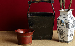 From the Countryside: Rustic Asian Décor!