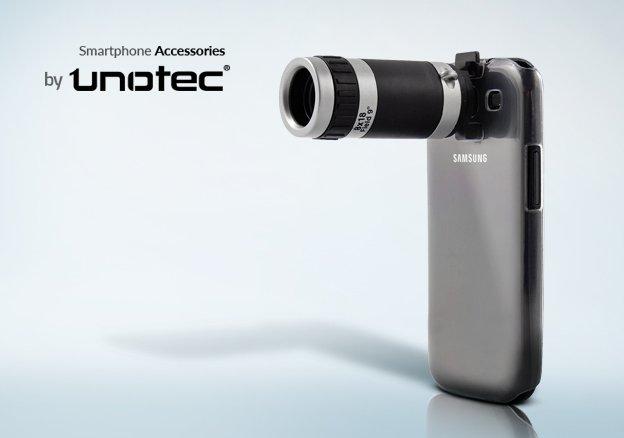 Unotec: Smartphones Accesories