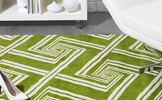 Designer Rugs from Shine by S.H.O.!