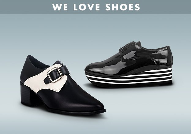 We Love Shoes!