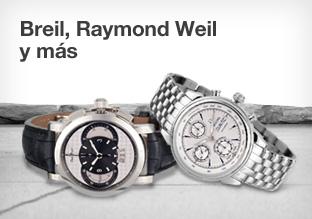 Breil, Raymond Weil y más