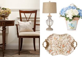 Décor Inspiration: French Country!