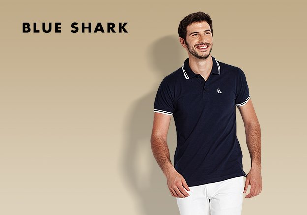 Blue Shark!
