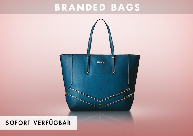 Last chance – branded bags