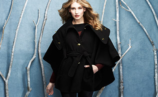 Luxury Outerwear: Up to 65% Off