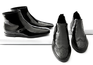 Designer Shoes feat. Tod's!
