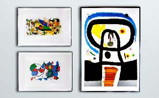 MyHabit Masters: Miró Lithographs!