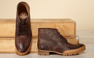 Fall Basics: Boots, Chukkas & More