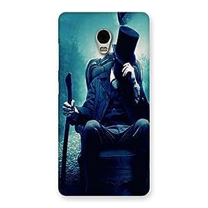 Ajay Enterprises Mistry man Back Case Cover for Lenovo Vibe P1