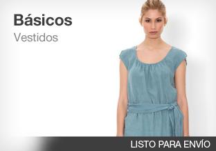 Básicos: vestidos