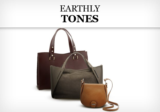 Earthly Tones