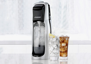 Arredamento di cucina e impresa gadget. SodaStream!