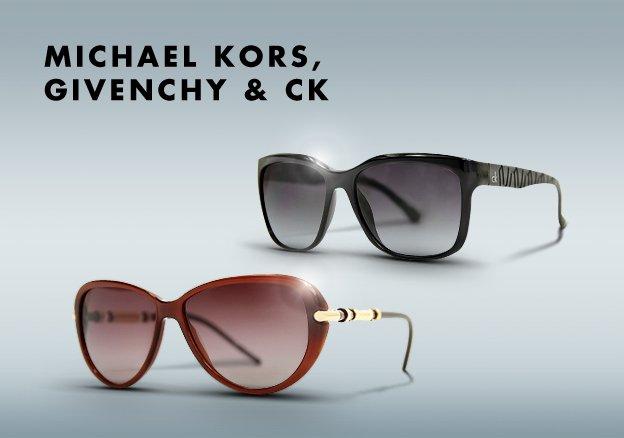 Michael Kors, Givenchy & CK