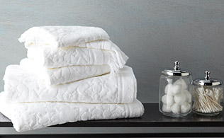 Bath Refresh: Towels, Robes & More!