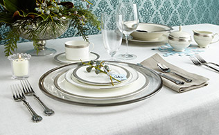 Holiday Entertaining with Mikasa