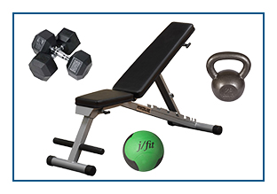 Restare in forma : Home Fitness Equipment!