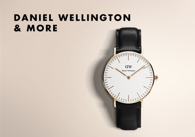 Daniel Wellington & More