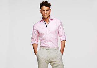 Camicie Inglese abito lavanderia!
