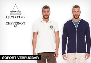 Eleven Paris & Chevignon