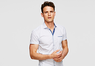 Camicie inglese lavanderia Sport!