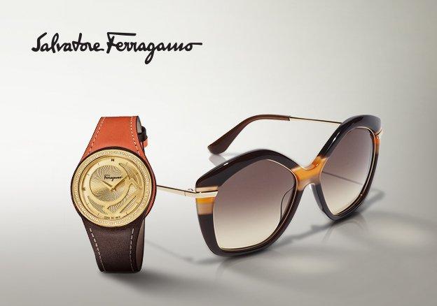 Ferragamo Watches & Sunglasses