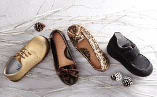 Made in Spain: TNY by Tinny Shoes