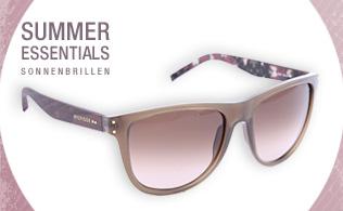 Summer Essentials: Sonnenbrillen
