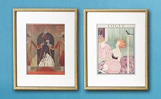 Turn-of-the-Century Original Vogue Covers!