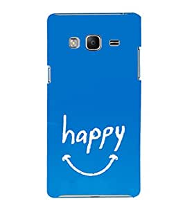 EPICCASE Happy case Mobile Back Case Cover For Samsung Tizen Z3 (Designer Case)