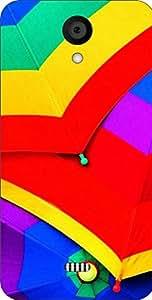 FotoAdda Designer Printed Back Cover for Micromax Canvas Q427