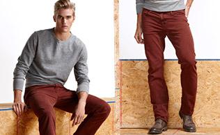 The Denim Shop: Earnest Sewn Jeans!