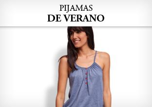Pijamas de verano mujer