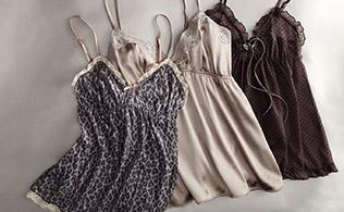 The Lingerie Shop: Camis!