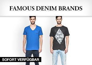 Famous Denim Brands