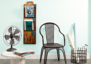 Industrial Inspiration: Décor Accents!