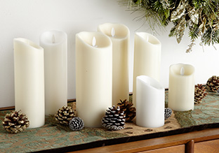 Flameless Candles feat. Mirage!