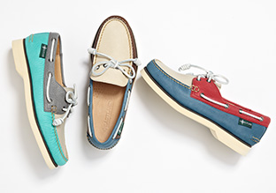 Smooth Sailing: Boat Shoes!