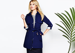 Laundry By Shelli Segal Spring Outerwear